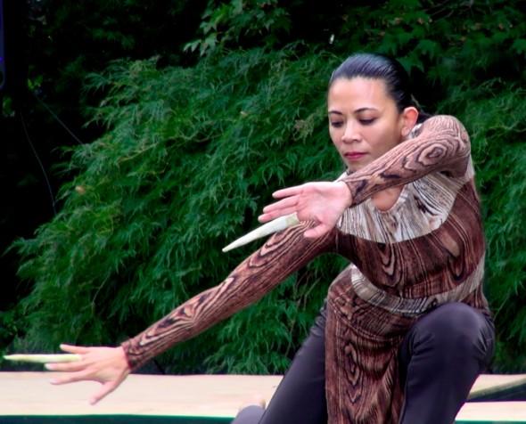 """""""Paz Tanjuaquio at Dance at Socrates"""""""