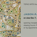 Current Exhibition: New Work by Jason A. Cina