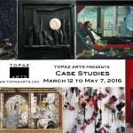 Closing Reception for Case Studies at Topaz Arts