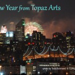 Happy New Year from Topaz Arts