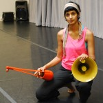 Embodied Voice: Workshop with Samita Sinha