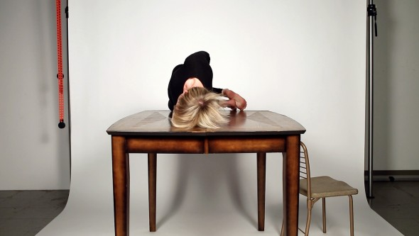 Table Move, Kathrin Burmester