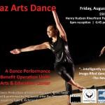 Topaz Arts Performs in Hudson NY